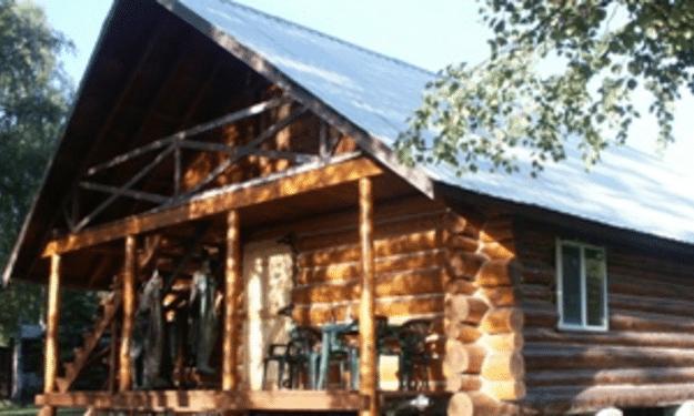 Kodiak Cabin, St. Theresa's Lakeside Resort
